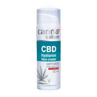 Cannabellum CBD hyaluron face cream 30ml