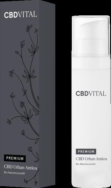 CBD Vital Premium Urban Antiox Bio Naturkosmetik