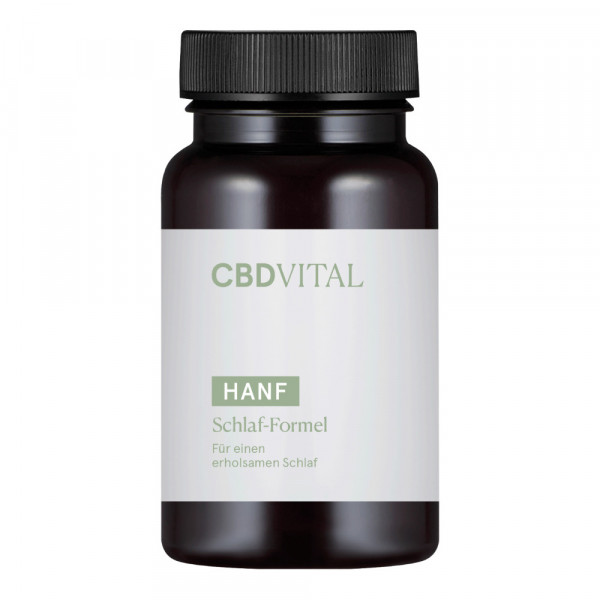 CBD Vital Hanf Schlaf-Formel