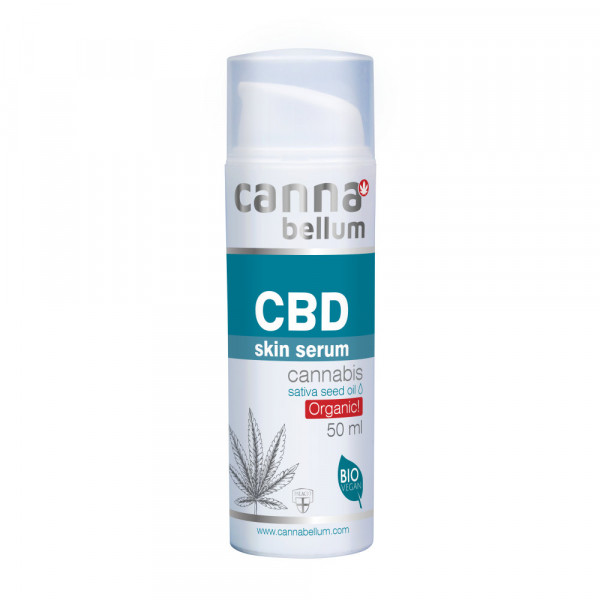 Cannabellum CBD skin serum 50ml