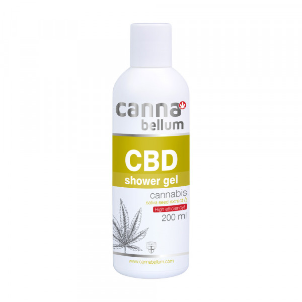 Cannabellum CBD shower gel 200ml