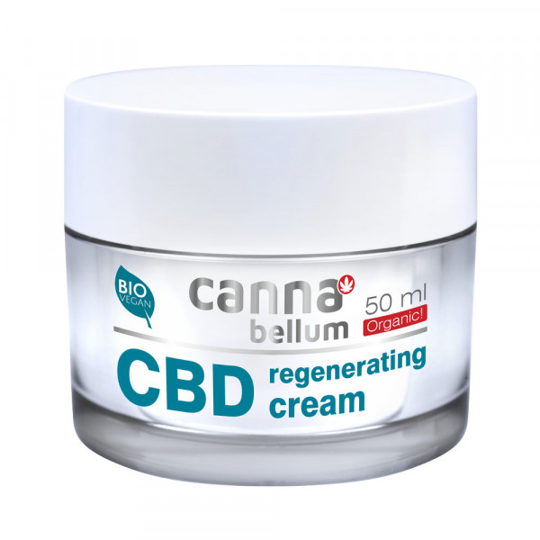 Cannabellum CBD regenerating cream 50ml