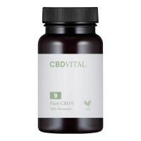 CBD Vital PURE CBD 9 (5%) Kapseln