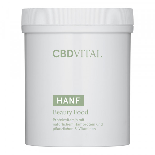 CBD Vital Beauty Food
